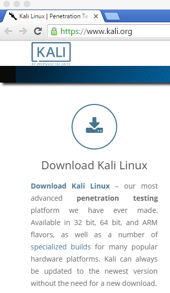 Linux Debian - Kali - Debian - Asp - Excel